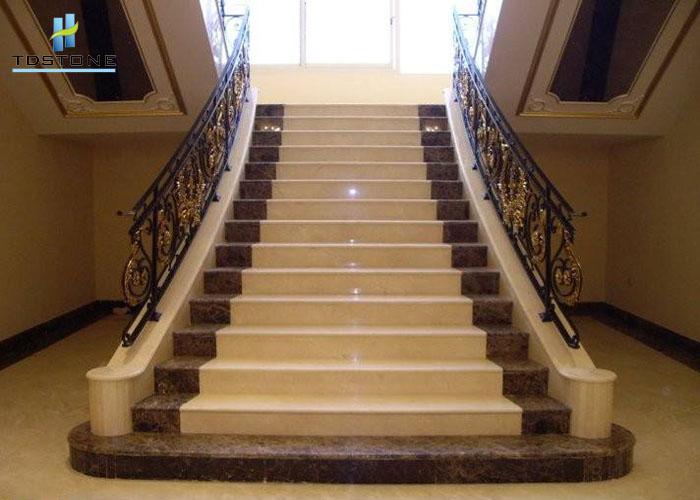 Đá ốp cầu thang Marble