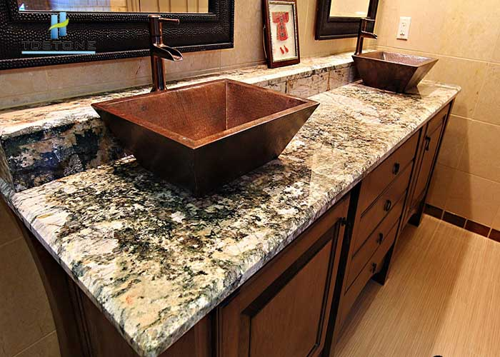 Bàn đá lavabo granite 1