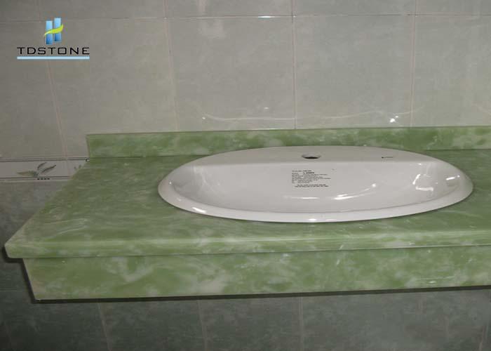 bàn đá lavabo nhân tạo
