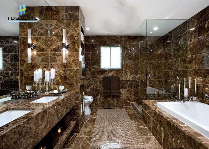 mẫu bàn đá lavabo đẹp 3